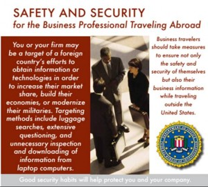 Cover of FBI Brochure