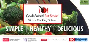 Cook Smart Eat Smart Logo