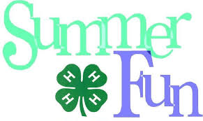Cover photo for 4-H Summer Fun Is Back!