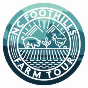 NC Foothills Farm Tour logo